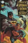 Cover for Leyendas de Superman y Batman (Zinco, 1995 series) #1