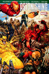 Cover for Astonishing Tales (Marvel, 2009 series) #1