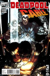 Cover Thumbnail for Cable (Marvel, 2008 series) #25 [Bianchi Cover]