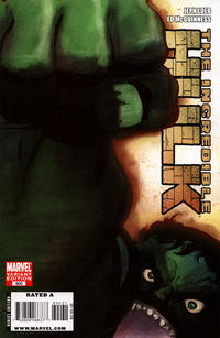 Cover Thumbnail for Incredible Hulk (Marvel, 2009 series) #600 [Variant Edition - Tim Sale]