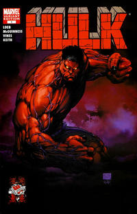Cover Thumbnail for Hulk (Marvel, 2008 series) #1 [Wizard World LA 2008 Limited Edition Cover]