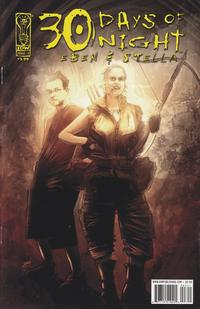 Cover Thumbnail for 30 Days of Night: Eben & Stella (IDW, 2007 series) #3