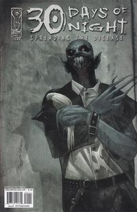Cover Thumbnail for 30 Days of Night: Spreading the Disease (IDW, 2006 series) #1 [Cover A Alex Sanchez]