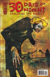Cover Thumbnail for 30 Days of Night: Spreading the Disease (IDW, 2006 series) #3 [Alex Sanchez Cover]
