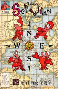 Cover Thumbnail for Walt Disney's Sebastian (Disney, 1992 series) #1