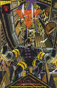 Cover Thumbnail for Ash Wizard Mini-Comic (Event Comics, 1995 series) #4
