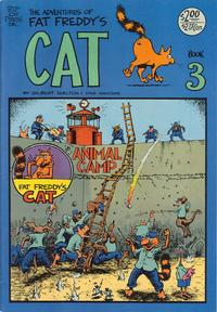 Cover Thumbnail for Fat Freddy's Cat (Rip Off Press, 1977 series) #3 [Revised]