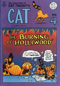 Cover Thumbnail for Fat Freddy's Cat (Rip Off Press, 1977 series) #4 [Revised]