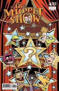Cover Thumbnail for The Muppet Show: The Comic Book (Boom! Studios, 2009 series) #4 [Cover A]