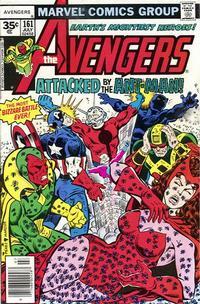 Cover Thumbnail for The Avengers (Marvel, 1963 series) #161 [35¢ Price Variant]