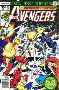 Cover Thumbnail for The Avengers (Marvel, 1963 series) #162 [35¢ Price Variant]