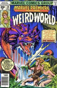 Cover Thumbnail for Marvel Premiere (Marvel, 1972 series) #38 [35¢]