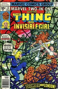Cover Thumbnail for Marvel Two-in-One (Marvel, 1974 series) #32 [35¢]