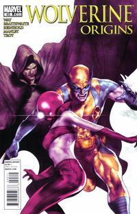 Cover Thumbnail for Wolverine: Origins (Marvel, 2006 series) #45