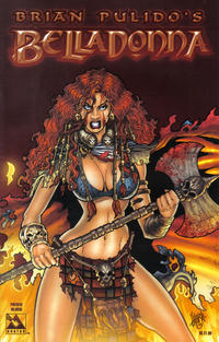 Cover Thumbnail for Brian Pulido's Belladonna Preview (Avatar Press, 2004 series)