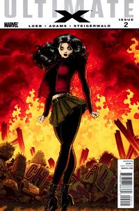 Cover Thumbnail for Ultimate X (Marvel, 2010 series) #2