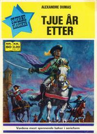 Cover Thumbnail for Stjerneklassiker (Illustrerte Klassikere / Williams Forlag, 1969 series) #50 - Tjue år etter