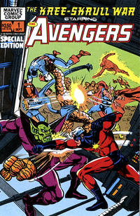 Cover Thumbnail for The Kree-Skrull War Starring the Avengers (Marvel, 1983 series) #1