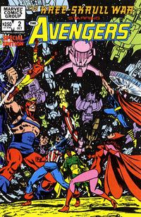 Cover Thumbnail for The Kree-Skrull War Starring the Avengers (Marvel, 1983 series) #2