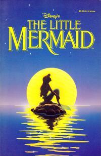 Cover Thumbnail for Walt Disney's The Little Mermaid (Disney, 1990 series)