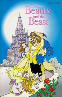 Cover Thumbnail for Disney's Beauty and the Beast (Disney, 1991 series)  [Squarebound]