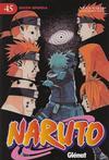 Cover for Naruto (Ediciones Glénat, 2002 series) #45