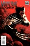 Cover for Wolverine Weapon X (Marvel, 2009 series) #2 [Djurdjevic Cover]