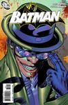 Cover for Batman (DC, 1940 series) #698