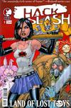 Cover for Hack/Slash: Land of Lost Toys (Devil's Due Publishing, 2005 series) #2