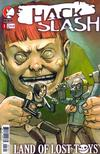 Cover for Hack/Slash: Land of Lost Toys (Devil's Due Publishing, 2005 series) #3 [Cover A]