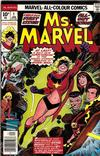 Cover Thumbnail for Ms. Marvel (1977 series) #1 [British price variant]