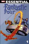 Cover Thumbnail for Essential Fantastic Four (1998 series) #1 [Third Edition, Kirby Painted Cover]