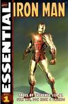 Cover Thumbnail for Essential Iron Man (2000 series) #1 [Third Printing]