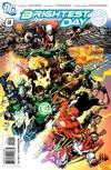 Cover for Brightest Day (DC, 2010 series) #0