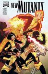 Cover for New Mutants (Marvel, 2009 series) #1 [Cover D - Bob McLeod]