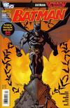Cover for Batman (Panini Deutschland, 2007 series) #40