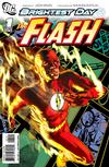 Cover Thumbnail for The Flash (2010 series) #1 [Cover B - Variant Cover]