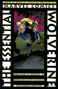Cover Thumbnail for Essential Wolverine (Marvel, 1996 series) #1