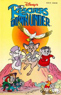 Cover Thumbnail for Disney's The Rescuers Down Under (Disney, 1990 series)