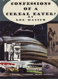 Cover for Confessions of a Cereal Eater (NBM, 1995 series)