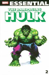 Cover Thumbnail for Essential Rampaging Hulk (Marvel, 2008 series) #2