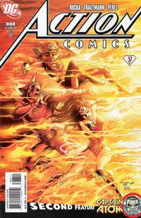 Cover Thumbnail for Action Comics (DC, 1938 series) #888