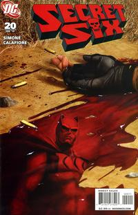Cover Thumbnail for Secret Six (DC, 2008 series) #20