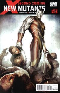 Cover Thumbnail for New Mutants (Marvel, 2009 series) #12 [Granov Cover]
