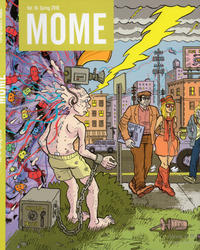 Cover Thumbnail for Mome (Fantagraphics, 2005 series) #18