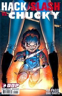 Cover Thumbnail for Hack/Slash vs. Chucky (Devil's Due Publishing, 2007 series)
