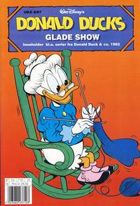 Cover Thumbnail for Donald Ducks Show (Hjemmet / Egmont, 1957 series) #[93] - Glade show 1997