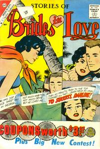 Cover Thumbnail for Brides in Love (Charlton, 1956 series) #24 [British price variant]