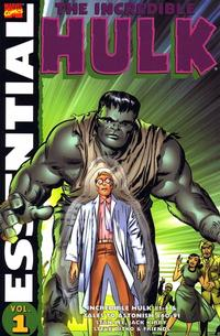 Cover Thumbnail for Essential Hulk (Marvel, 1999 series) #1 [Third Printing]