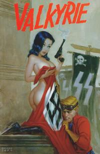 Cover Thumbnail for Valkyrie (Verotik, 2004 series)
